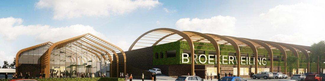 Winkelcentrum Broekerveiling
